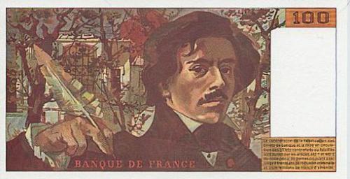 billet de 20 francs 1997